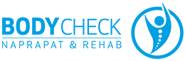 Bodycheck | Naprapat & Rehab Logotyp